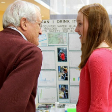 February, 2015 - Boulder Valley Science Fair