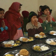 April, 2014 - Event at Leelavati Orphanage