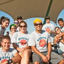 September, 2012 - Kickin' for Kids - Kickball Tournament